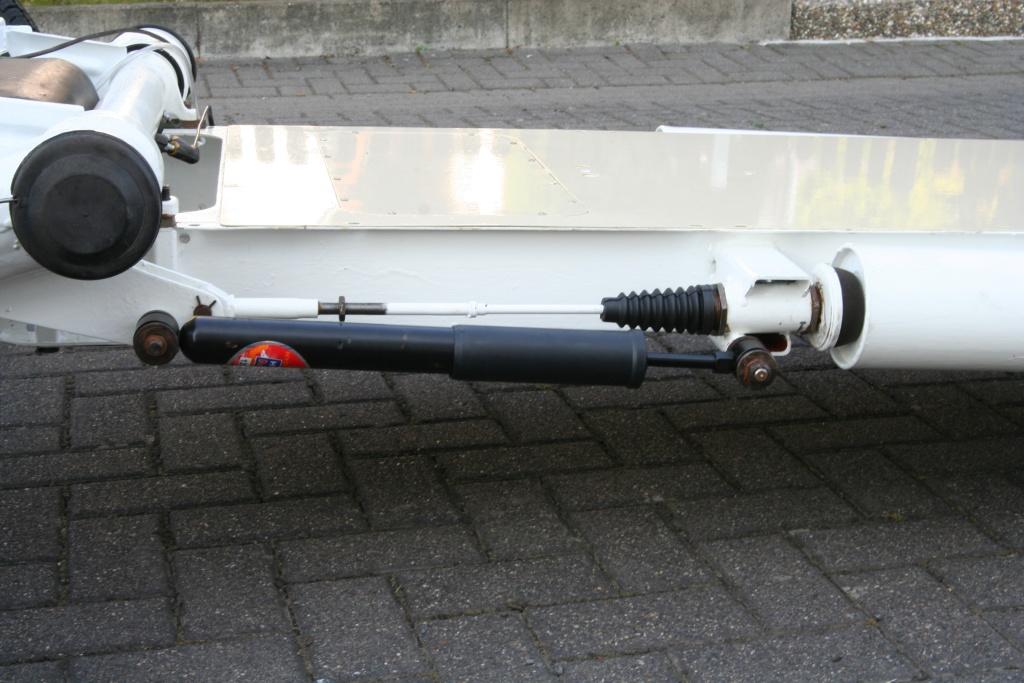 Entmontage Chassis Suspension